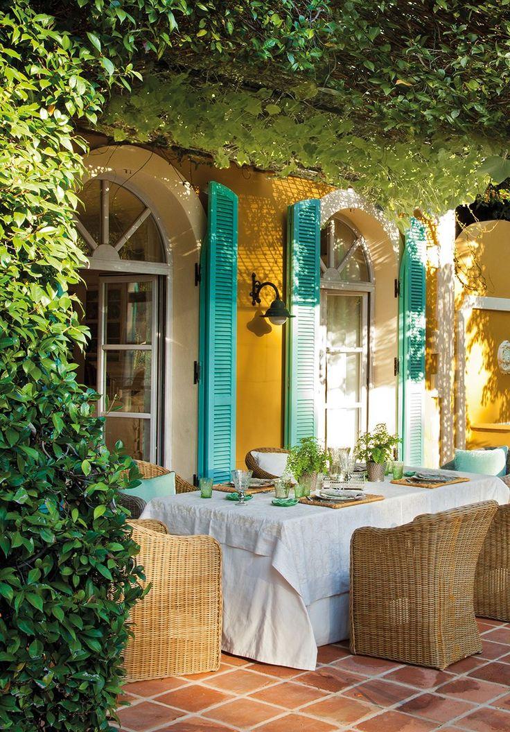 El hechizo de una casa en el Sur · ElMueble.com · Casas