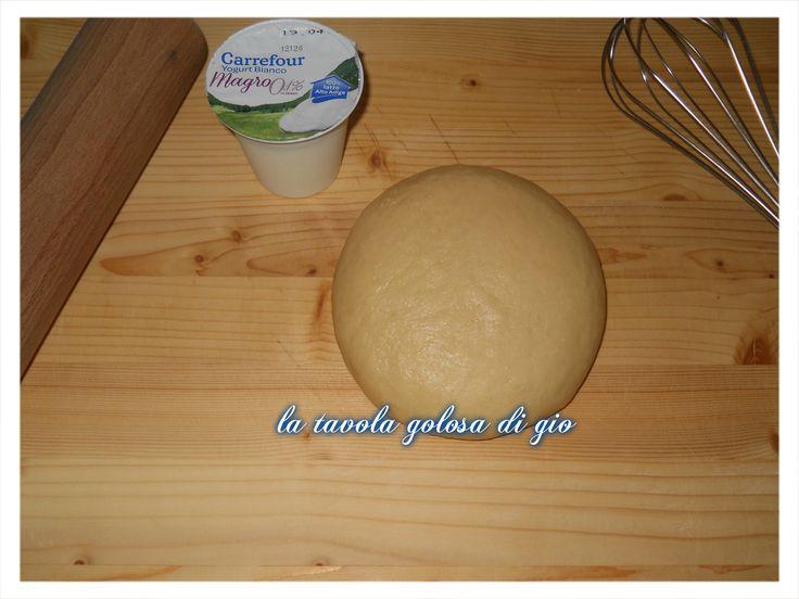 pasta frolla allo yogurt light per dolci leggeri