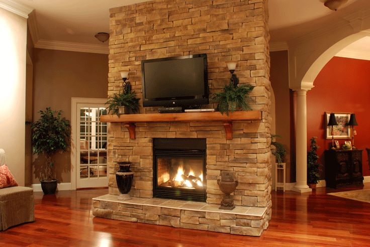 stack fireplace pictures captured