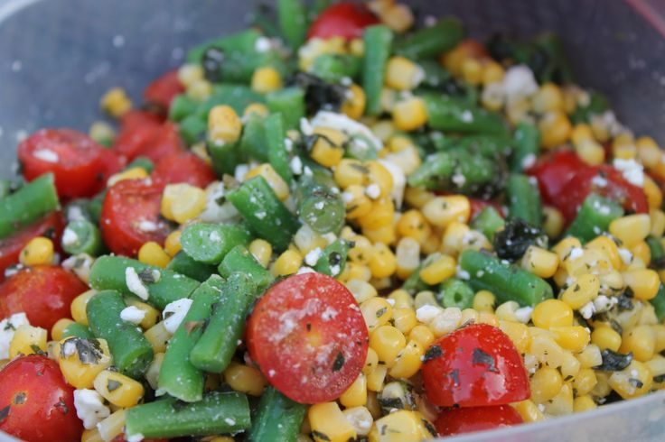Are you tired of side salads, having trouble getting your veggies in every day? Here is an amazing recipe that you can make in bulk and it will keep for days. You can pack with your lunch or serve ...