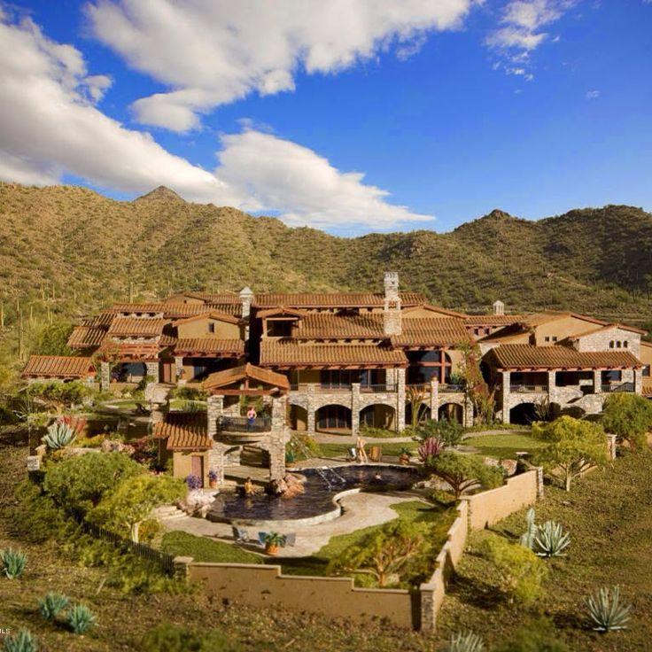 Best Scottsdale Arizona Luxury Real Estate Mansions For Sale - Luxury homes in tucson az