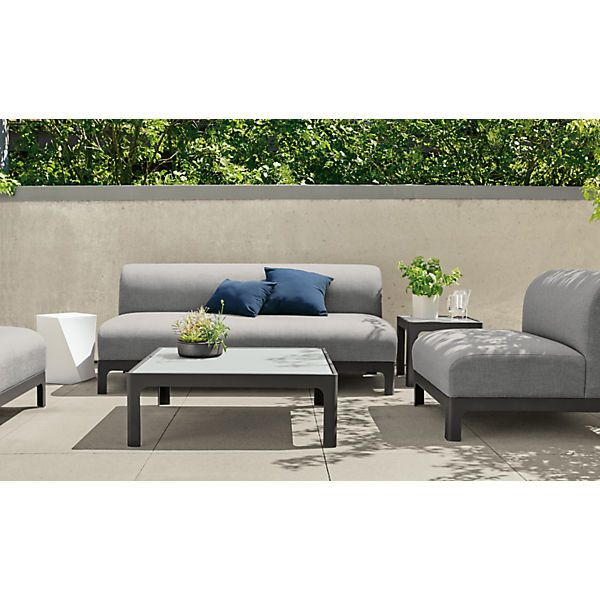 Best  Modern Outdoor Sofas Ideas On Pinterest Modern Outdoor - Modern outdoor sofa
