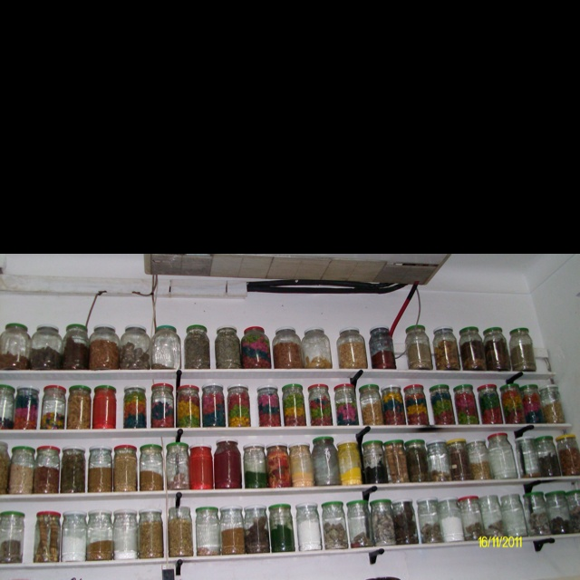 Spices and more spices