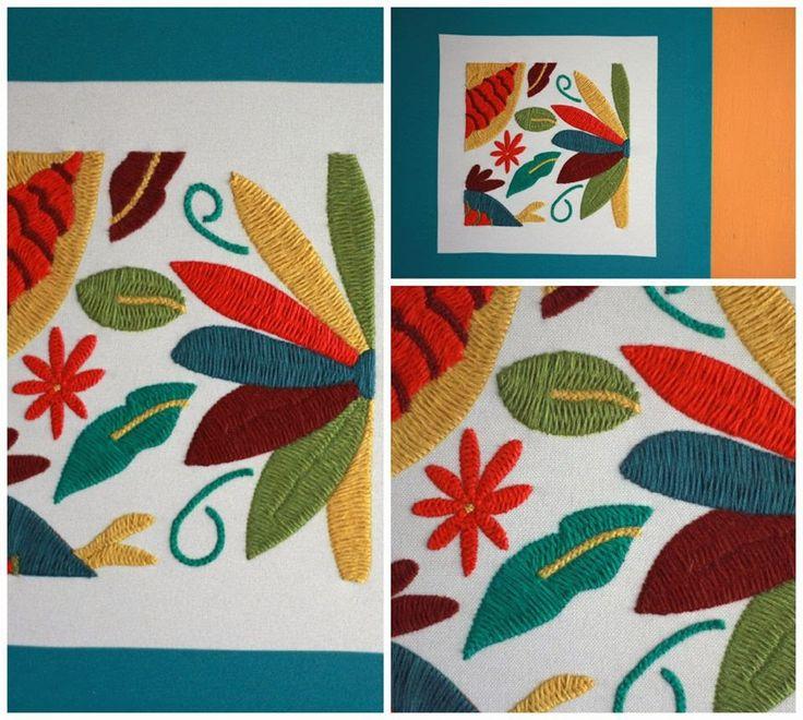 Colaboración con Niu Matat Napawika nuestro trabajo en la red de artesanas Matat, con cojines, lámparas, cuadros, caminos de mesa, todos bordados a mano. Revisa nuestro blog http://ideascentrifuga.blogspot.mx/