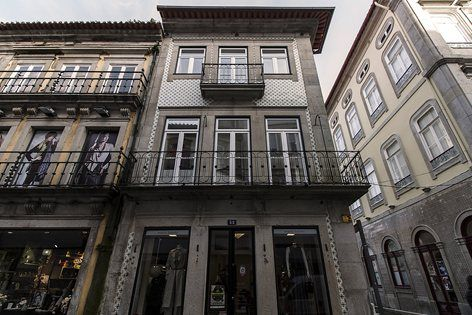 MORDOMA GUEST HOUSE - Urban Rehabilitation, Viana do Castelo, 2016 - Valdemar Coutinho Arquitectos