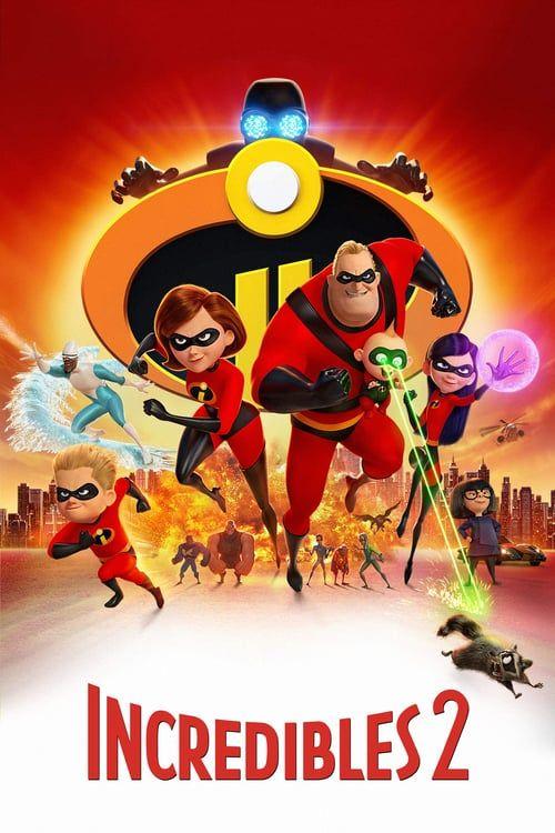 Ver Incredibles 2 Pelicula Completa En Chilena Latino Disney Pixar Film Per Famiglia Gli Incredibili