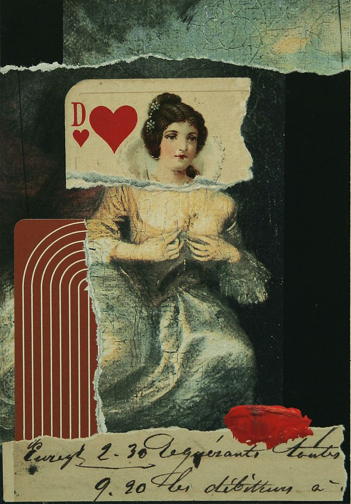 Queen of Hearts, Stephen Magsig