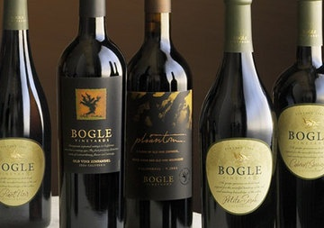 "I love all of Bogle's wine! yummm! a great way to ""wine"" down"