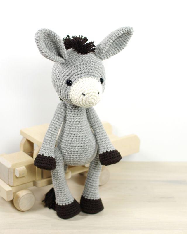 Amigurumi giraff mönster gratis
