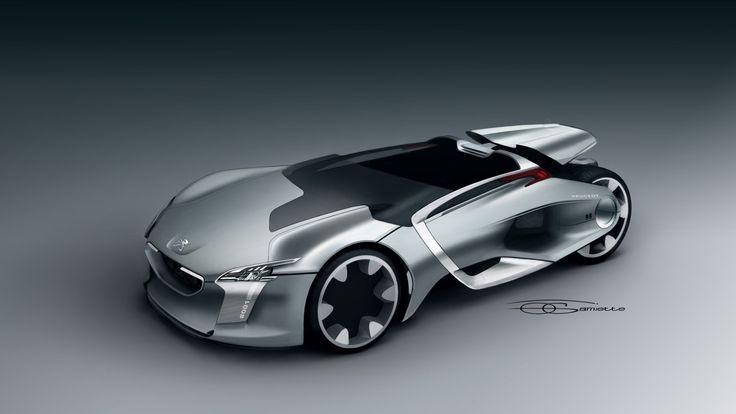 concept cars peugeot buscar con google citroen renault peugeot talbot alpine. Black Bedroom Furniture Sets. Home Design Ideas