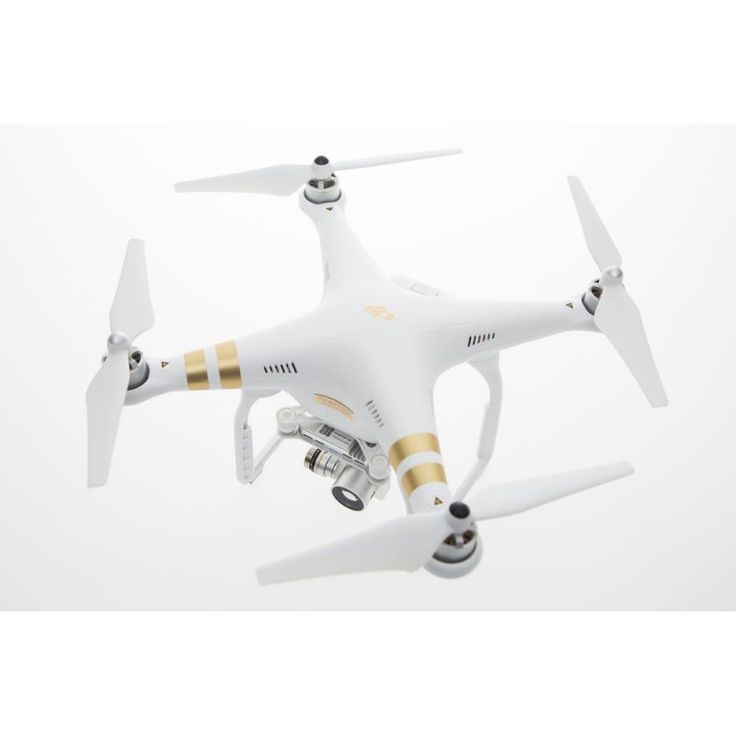 DJI Phantom 3 Professional - RC Drone - 4K kamera - Ekstra Batteri