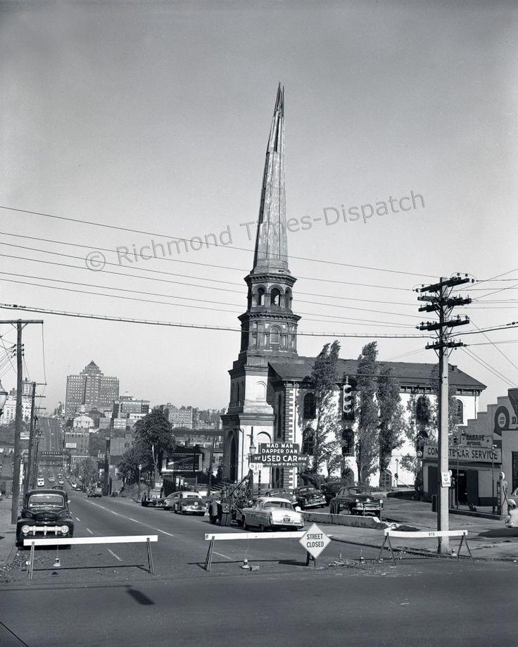 Hurricane Hazel, Dapper Dan And Church On Pinterest