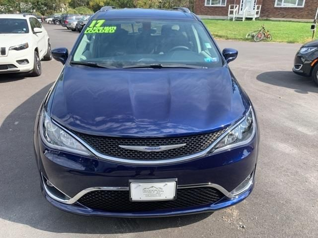 2017 Chrysler Pacifica Touring L Plus Chrysler Pacifica