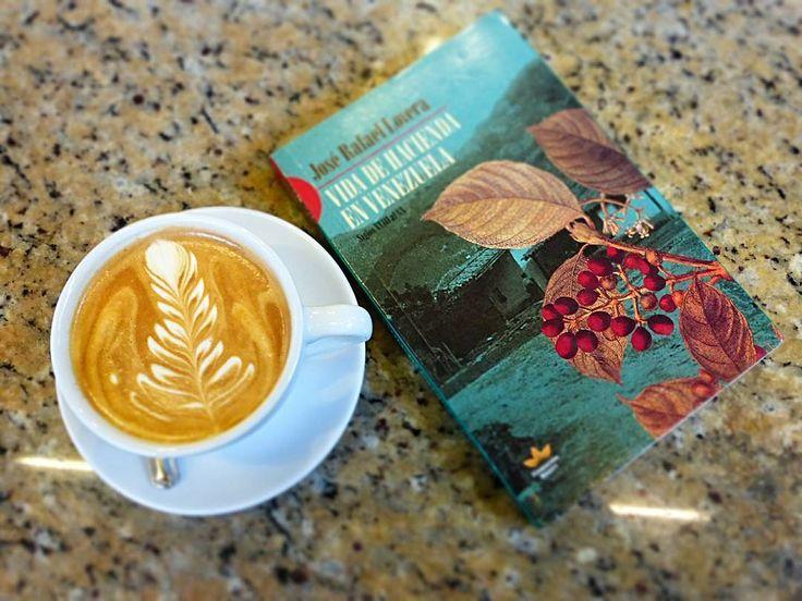 """A R O M A  D I  C A F F É  """"Para nosotros servir una taza de café es motivo de inspiración pasión y creatividad. Bajo esos principios queremos hacerte nuestra primera recomendación de un fascinante libro"""". . Y es que el mundo del #Barismo es complejo y extenso. Por ello """"Vida de hacienda en Venezuela siglos XVIII al XX"""" del reconocido Historiador José Rafael Lovera nos brinda una relación pormenorizada acerca de como era la vida en nuestros campos y el vínculo de nuestros hombres y mujeres…"""