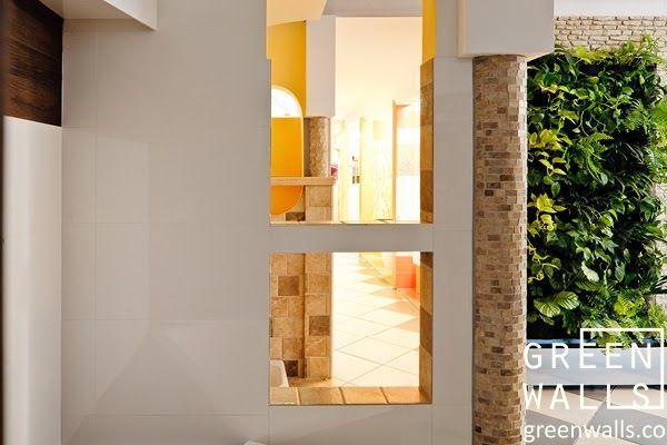 NOWY TARG - salon łazienek Komplet | ZIELONE ŚCIANY