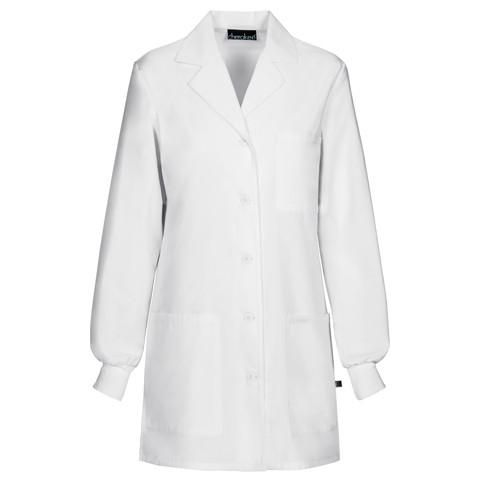 "Dickies Women/'s Lab Coat 84402 34/"" Everyday Scrubs Sizes XS  to 2XL"