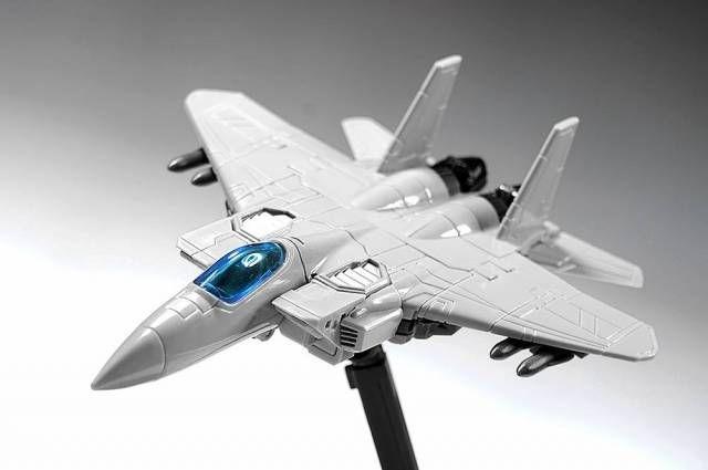 Machine Robo - MR-03 - Eagle Roboby Action Toys #transformer