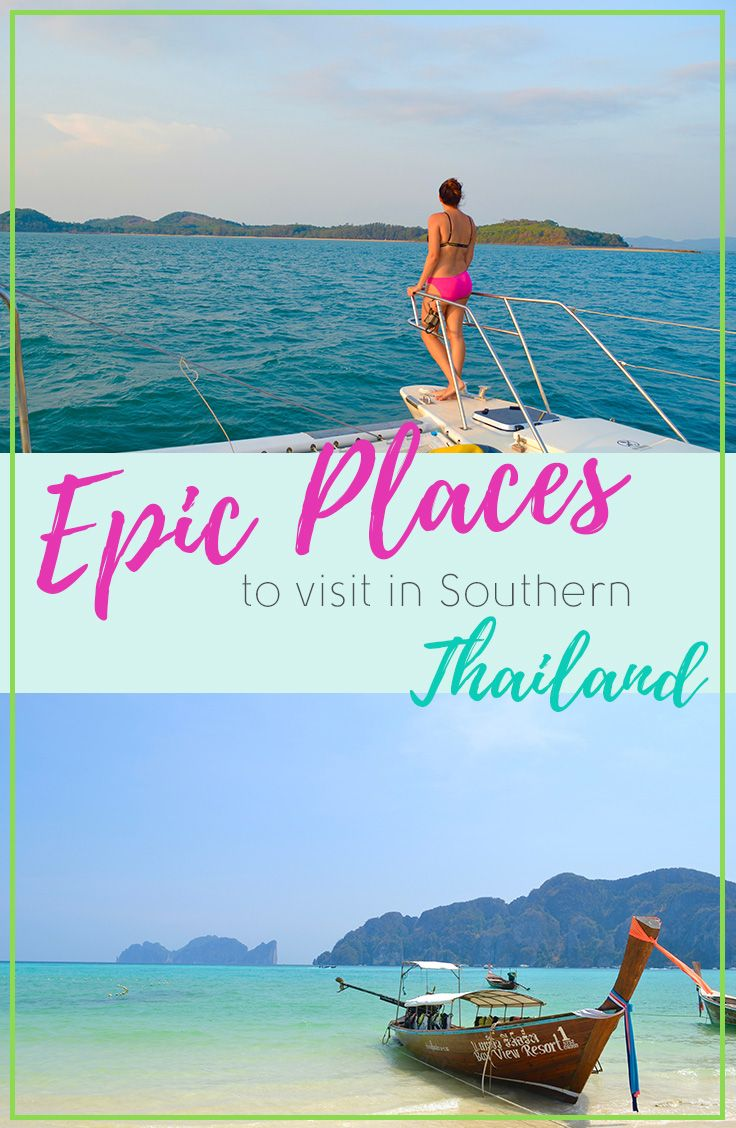 12 Epic Places to Visit in Thailand | Places to Visit in Thailand | Travel in Thailand | Hello Raya Blog