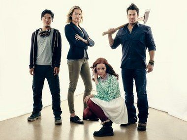 """The filmed-in-Portland fantasy/adventure """"The Librarians,"""" returns for Season 2 with more unpretentious, family-friendly fun about a team that knows magic is real, and is charged with trying to keep precious artifacts safe from bad guys."""