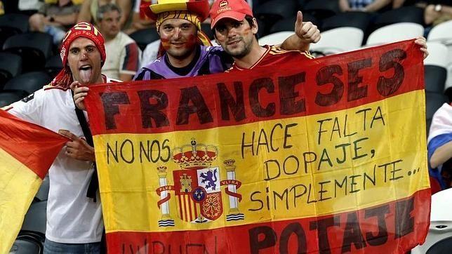 La envidia y el complejo francés hacia el deporte español