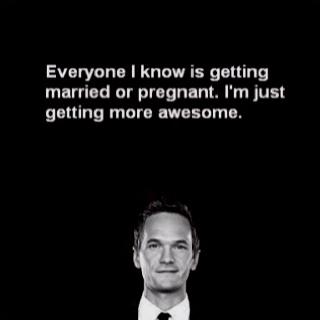 Barney tells it like it is.