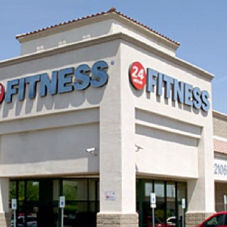 Home club 24 hr fitness North Las Vegas NV