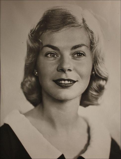 Katharine Worsley, later Duchess of Kent