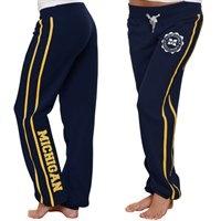 Michigan Wolverines Womens School Daze Pants