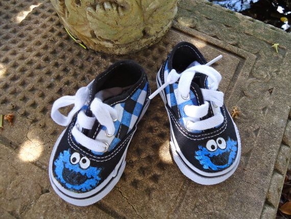 Cookie Monster Baby: Cookie Monster, 24 50 Usd, Size 3W, Shoes Size, Infant