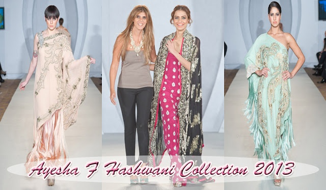 Fashion, Fashion And Fashion: The AFH Collection 2012-2013 at Pakistan Fashion Week 3 London 2012