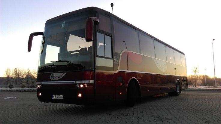 Autobus Vanhool - grafika 2