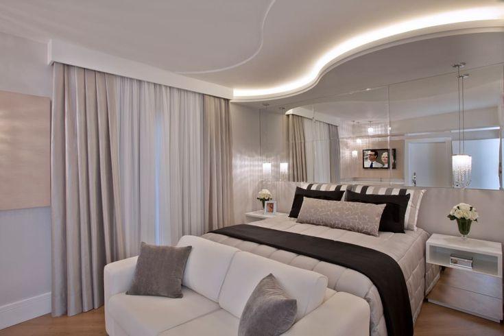 Los hoteles de lujo disponen de habitaciones increíbles.