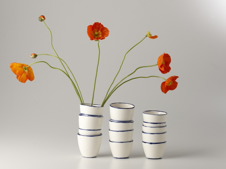 Our 'Stacked' Vases