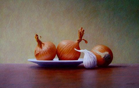 Onions and Garlic by Mark Rodgers