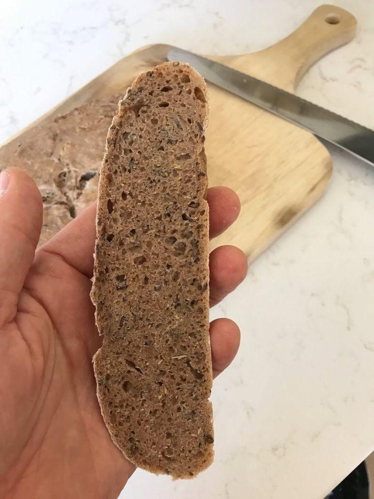 how to make easy spelt bread