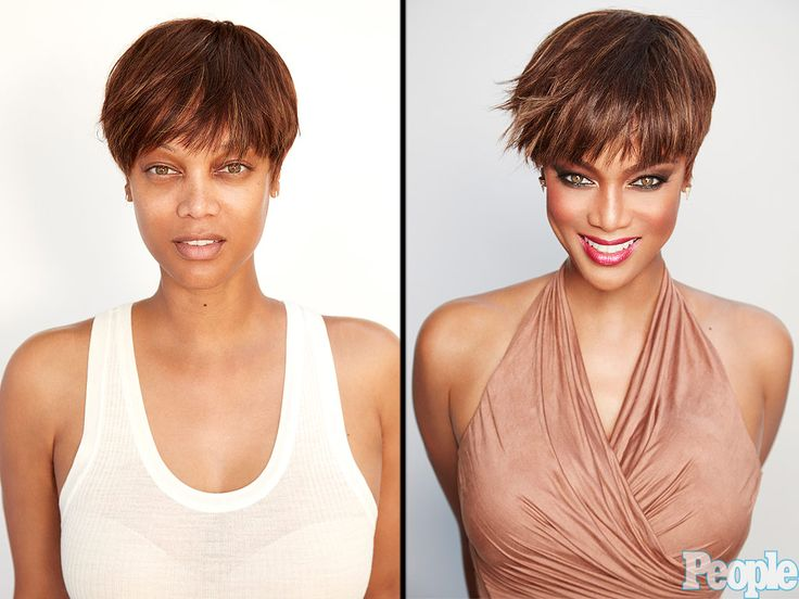 Tyra Banks Bares All in Stunning No Makeup Photoshoot| People Picks, TV News, Tyra Banks