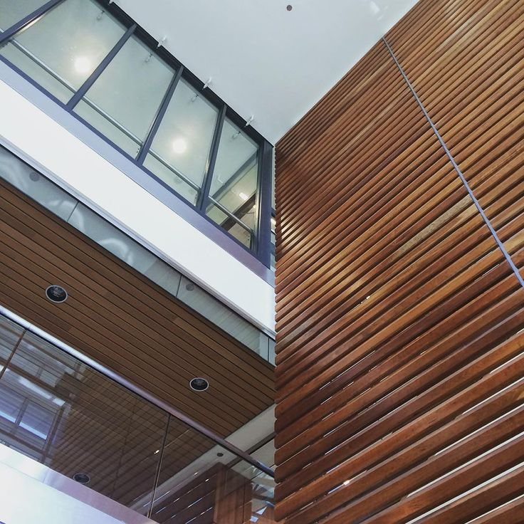 Monday morning detail photo, the inside lobby of Alexander Hall
