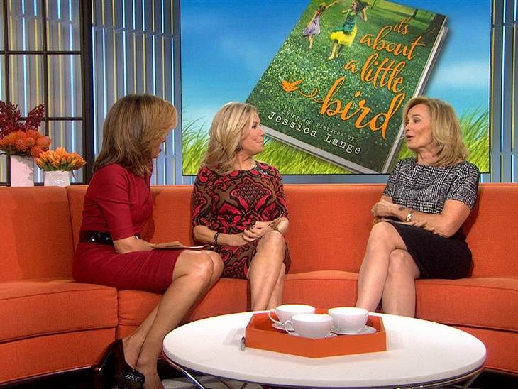 jessica lange candid | Jessica Lange on candid new children's book - TODAY.com