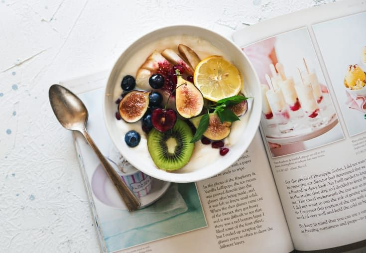 The 10 Best Healthy Cookbooks Of 2017