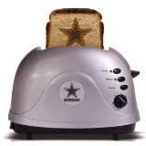 NFL Dallas Cowboys Protoast Team Logo Toaster. All NFL teams available, the official NFL team toasters.