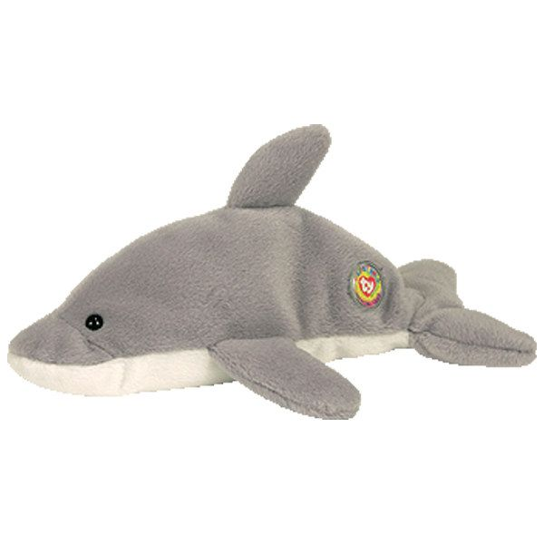 hahaha.......I got Flash The Dolphin!-While you retired at an early age as a beanie baby, people who know you love that you're a quiet but hilarious soul. It takes you awhile to warm up to others, but when you do, your friends are glad to have met you.  Which Original Beanie Baby Speaks Directly To Your Soul?