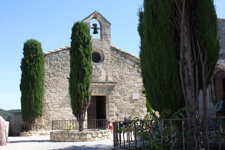 Chapelle aux Baux de Provence de japy54