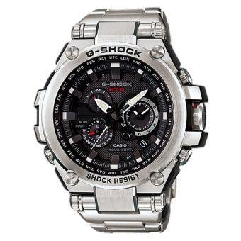 Casio G-Shock MTG-S1000D-1A - Jam Tangan Pria - Silver