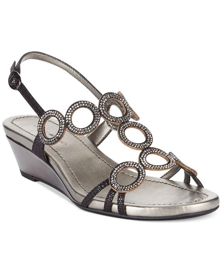 Annie Shoes Women S Lancaster Dress Sandal