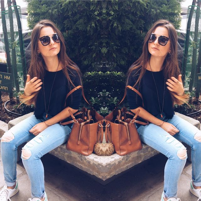 nina's pause: Trouble(squared)/Street style/SKG