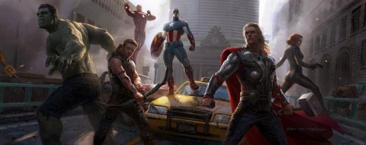 A partir du 15 mars 2012 et durant un mois, la galerie Arludik rend hommage au travail de Ryan Meinerding, le concepteur et superviseur artistique des films Marvel. L'homme est à l'origine des plus beaux costumes et designs de Iron Man, Thor et Captain America : First Avenger. Alors que tous les fans attendent Avengers, le film de Joss Whedon qui sortira le 25 avril, voici une image pour vous faire patienter.