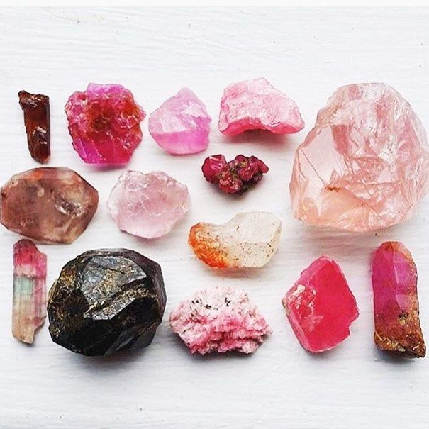 Precious ㄨ #love #heart #crystal #pink