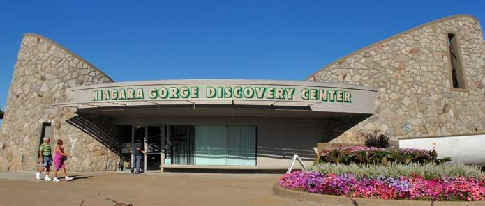 Niagara Falls Activities & Tours Niagara Gorge Discovery Center  niagarafallsstatepark.com