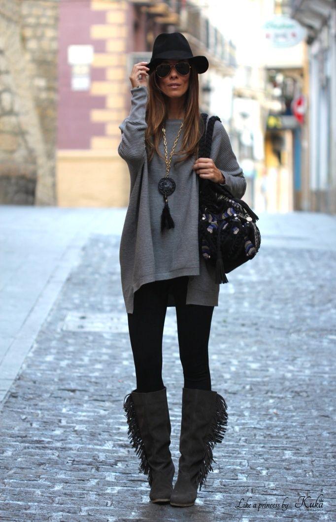 Todo gris. negro y el color lo pones vos