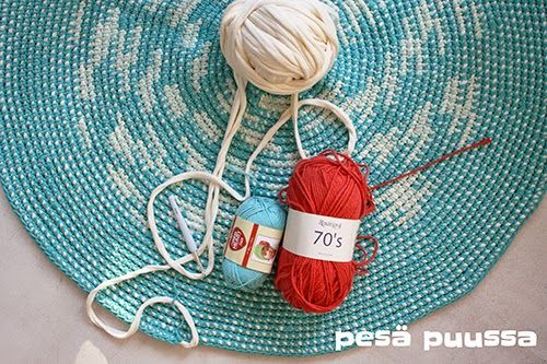 carpet crocheting